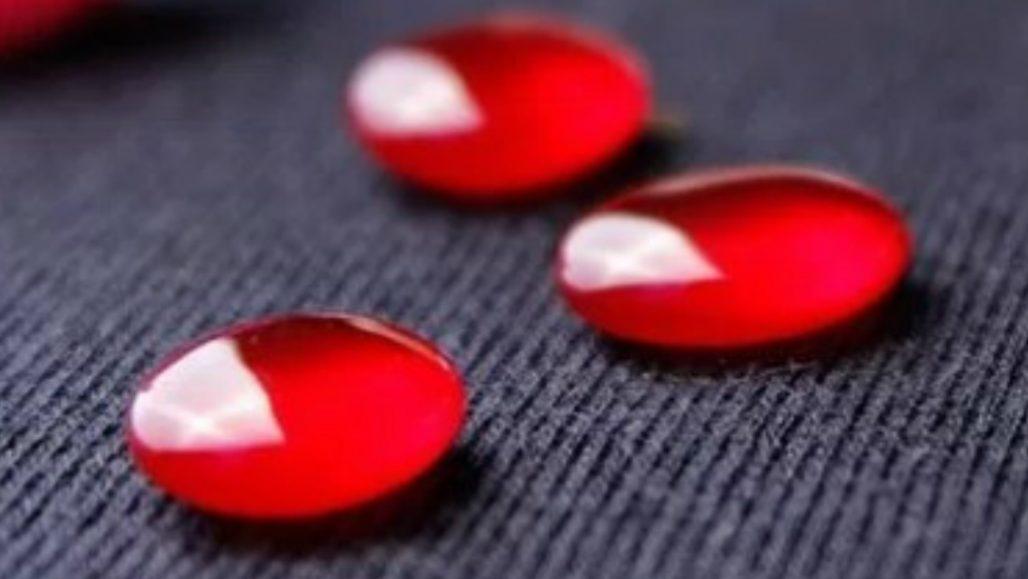 Batu Bertuah: Merah Delima