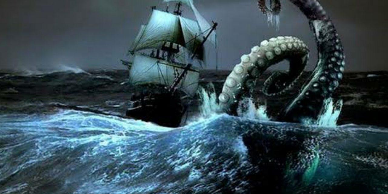 Pengalaman Naik Kapal Hantu
