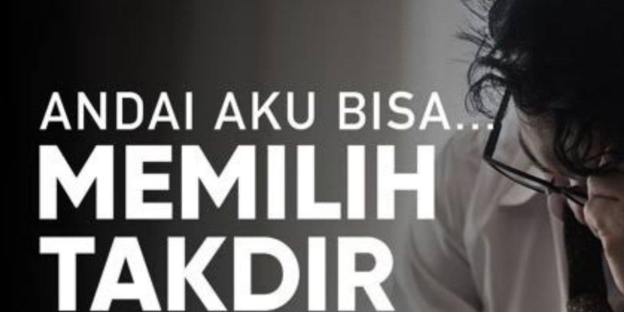 Ngaji Bareng Kyai Pamungkas: TAKDIR MENURUT KAUM SUFI