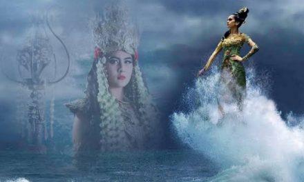 Nyi Ratu Nawangwulan Muncul Sebelum Gempa